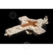 Ασημένιος βιδωτός σταυρός 112