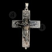 Ασημένιος βιδωτός σταυρός 122