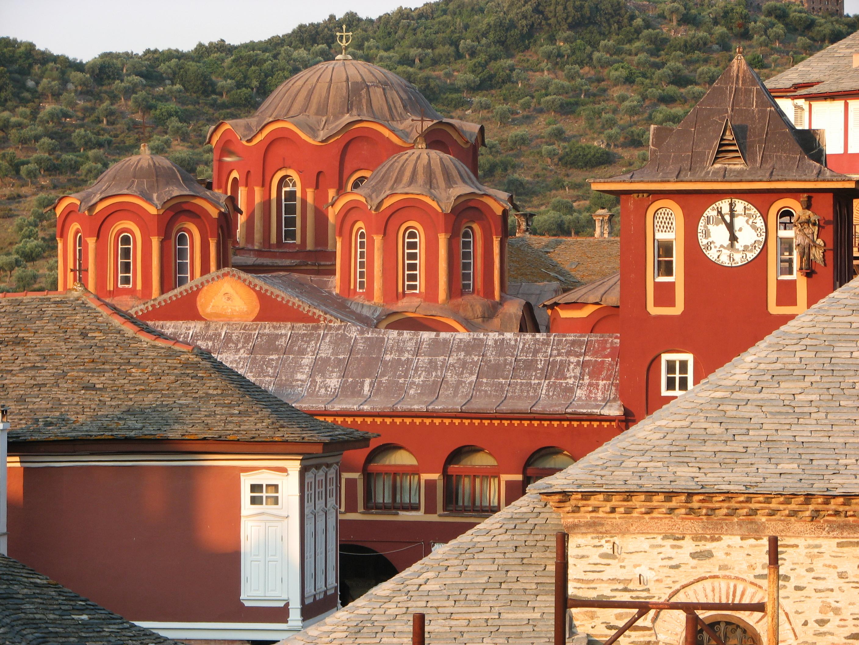Ιερά Μονή Βατοπαιδίου, Αγίου Όρους