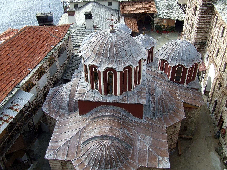 Μοναστήρια :: Ιερά Μονή Γρηγορίου