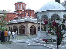 Ιερά Μονή Κουλτουμουσίου, Άγιο Όρος