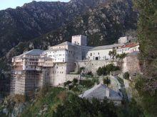 Ιερά Μονή Αγίου Διονυσίου, Άγιο Όρος