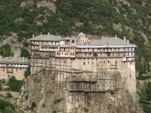 Ιερά Μονή Σίμωνος Πέτρας, Άγιο Όρος
