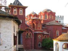 Ιερά Μονή Βατοπαιδίου, Άγιο Όρος