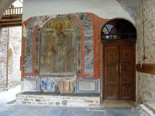 Ιερά Μονή Σταυρονικήτα, Άγιο Όρος