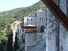 Ιερά Μονή Αγίου Παύλου, Άγιο Όρος
