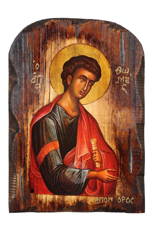 Άγιος Θωμάς ο Απόστολος - Εκκλησιαστική εικόνα Αγίου Όρους