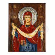 Virgin Mary Holy belt