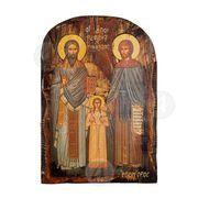 Saint Raphael & Nick