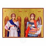 Αρχάγγελοι Γαβριήλ και Μιχαήλ