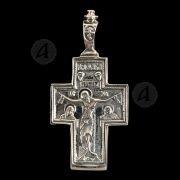 Ασημένιος σταυρός 120
