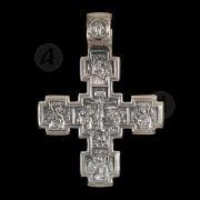 Ασημένιος σταυρός 141