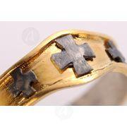 Δαχτυλίδι επιχρυσομένο