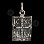 Silver Cross necklace 11