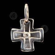 Ασημένιος σταυρός Τ19