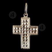 Ασημένιος σταυρός Τ22