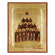 Saints fathers from Agia Anna skete