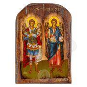 Archangels Michael & Gabriel