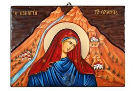 Virgin Mary Olympus