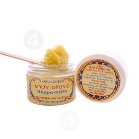 Myrrh wax cream