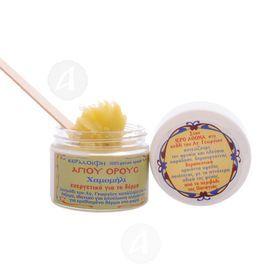 Chamomile wax cream
