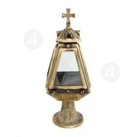 Gravestone lantern