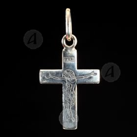 Ασημένιος σταυρός 86