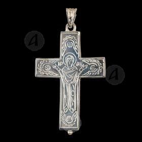 Ασημένιος σταυρός 92