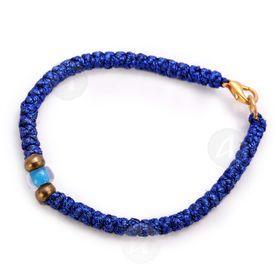 Silk prayer rope