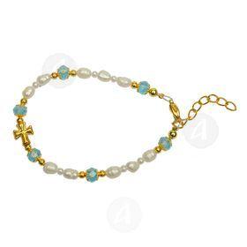 Bracelet with clasp