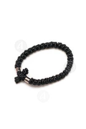 Woolen prayer rope