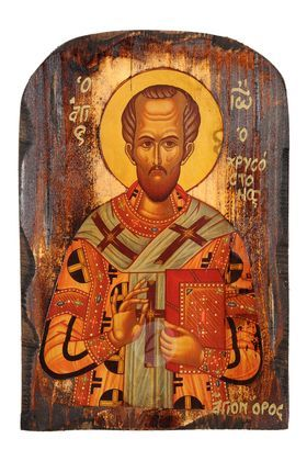 Saint John Chrisostomos