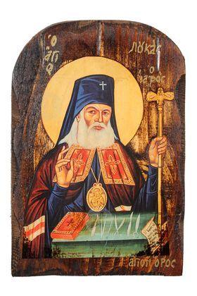 Saint Loukas the Doctor