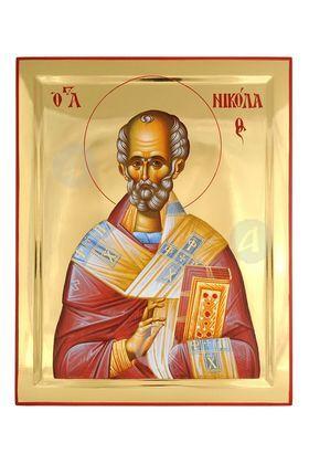 Saint Nikolaos Bishop of Myron
