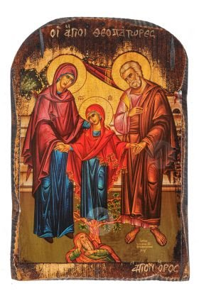 Saints Joakim & Anna