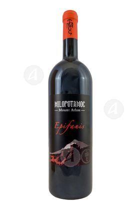 Red Dry Wine ''Epifanis'' Magnum