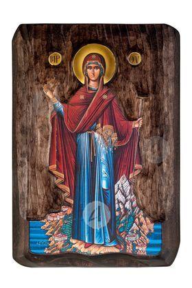 Virgin Mary Athonitissa